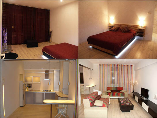 accommodation in moscow